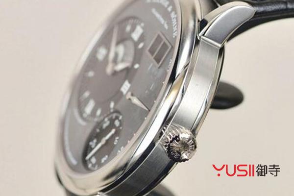 天津朗格手表回收