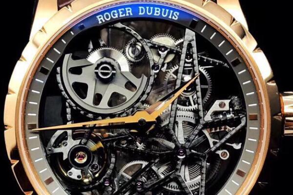 二手罗杰杜彼手表回收