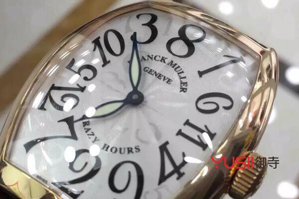 法兰克穆勒手表回收