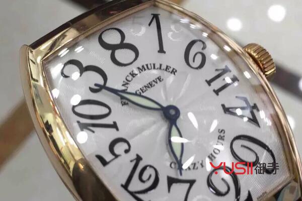 二手法兰克穆勒手表回收