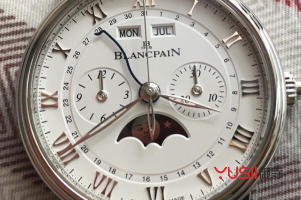 辨别手表好坏
