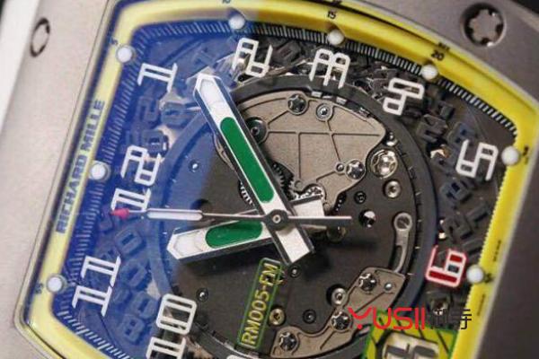 理查德米勒手表