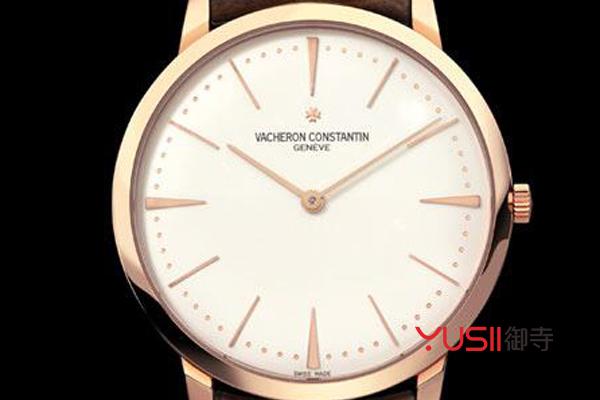 江诗丹顿手表值多少钱