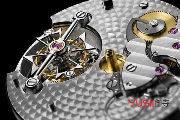 机械手表的机芯打磨