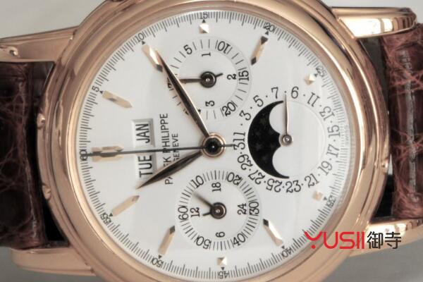 你喜欢哪款百达翡丽手表