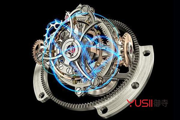 为什么劳力士手表没有陀飞轮