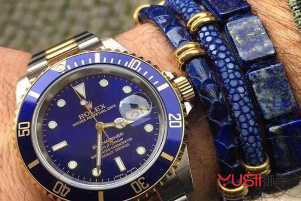 劳力士手表的功能