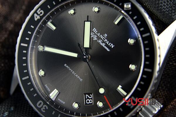 宝珀5000-1110-B52A手表