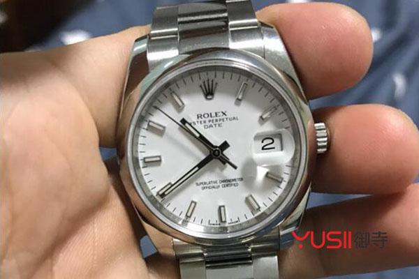 5万元的劳力士手表怎么样