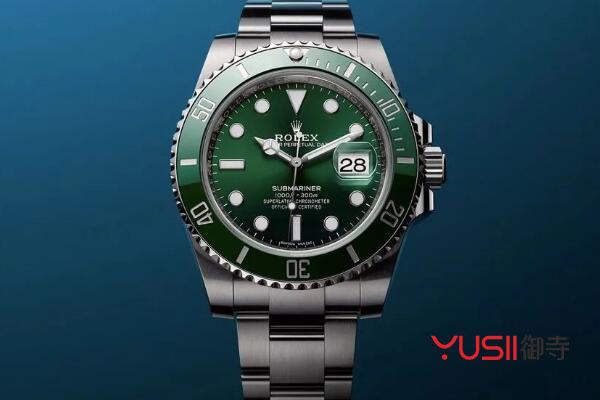 劳力士绿水鬼手表