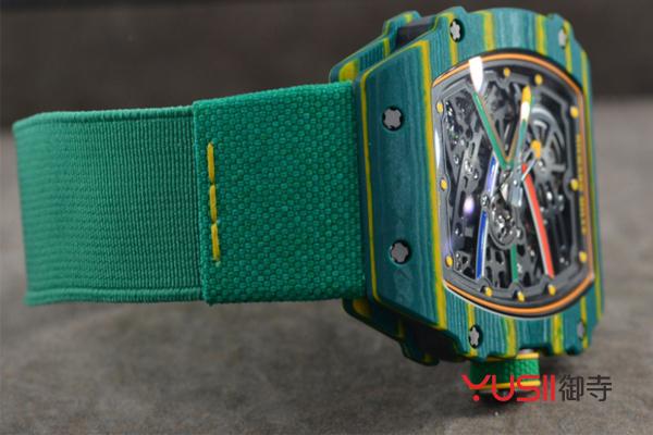 理查德米勒手表的价值
