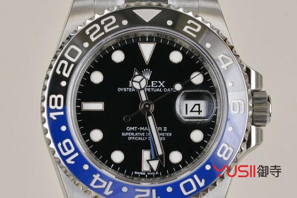 劳力士116710BLNR手表