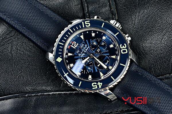 宝珀5066F-1140-52B手表