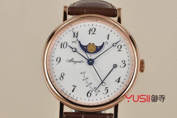 宝玑手表怎么调时间