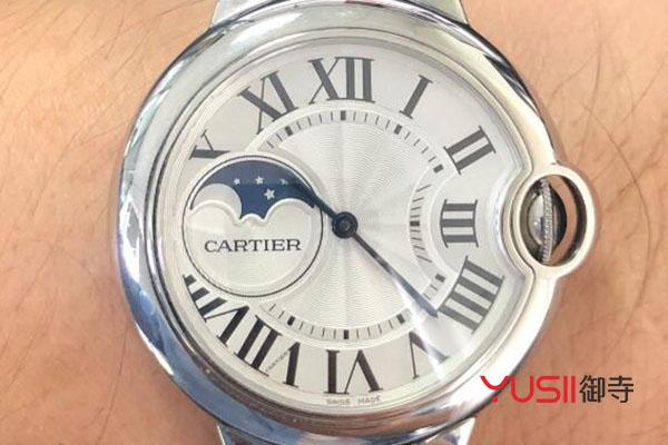 卡地亚WSBB0021手表