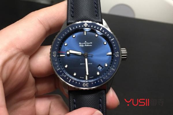 宝珀5000-0240-NAoA手表