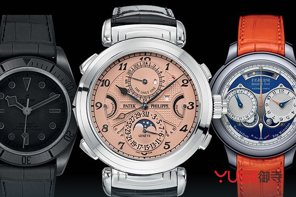百达翡丽手表回收