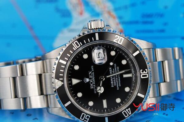 劳力士116610手表