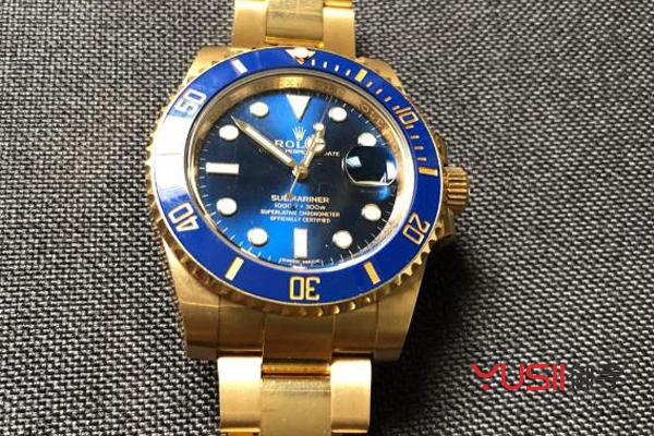 劳力士m116618手表