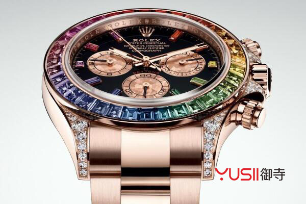劳力士116595 RBOW手表