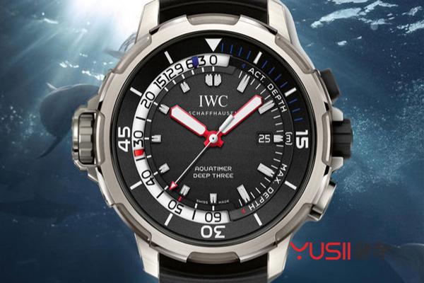 万国海洋系列手表回收