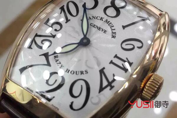 深圳法穆兰手表回收