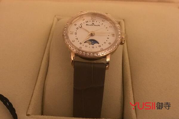 宝珀6106-2987-55A手表