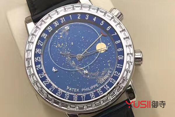 百达翡丽6104G-001手表