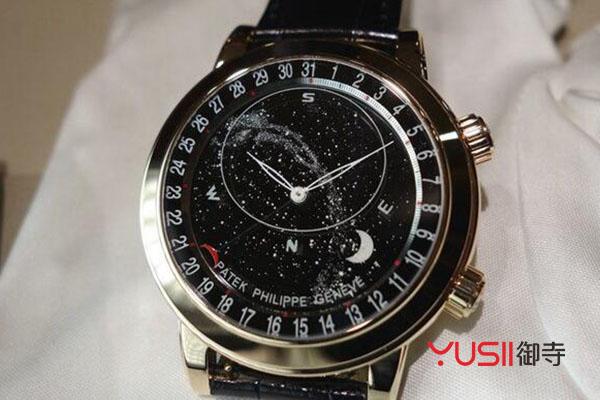 百达翡丽6102R-001手表