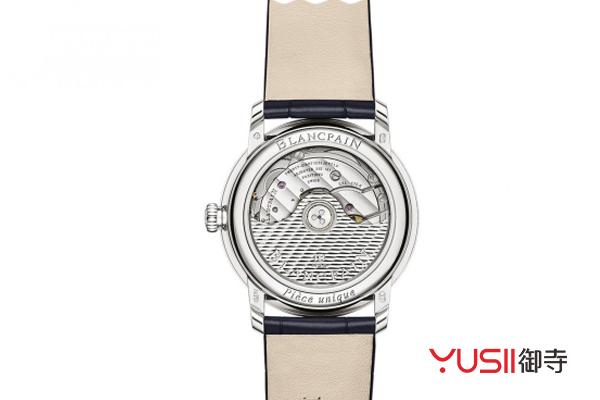 宝珀手表回收价值