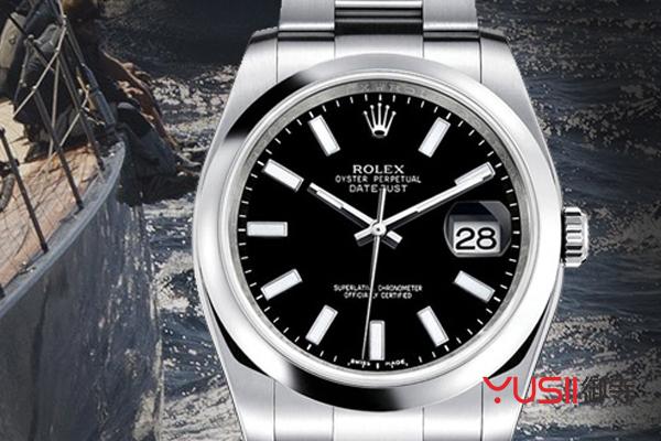 劳力士日志型手表