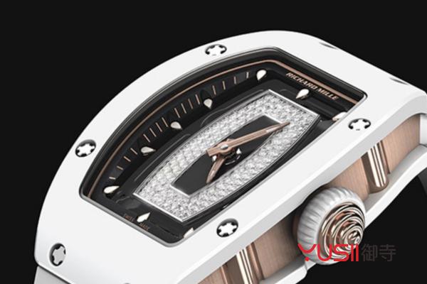 <b>深圳理查德米勒女士系列RM 07-01手表回收几折呢?</b>