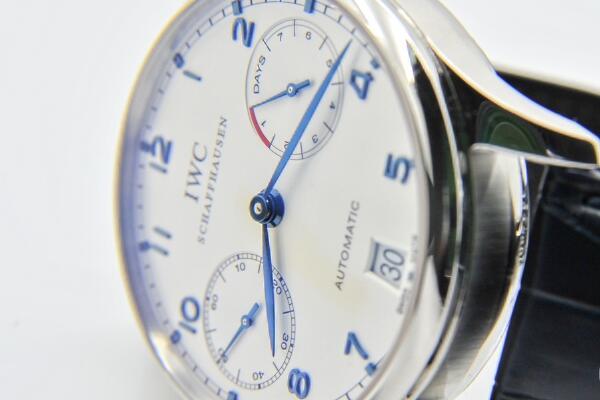 十万元左右的万国手表