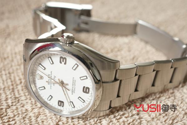 劳力士白盘176200手表