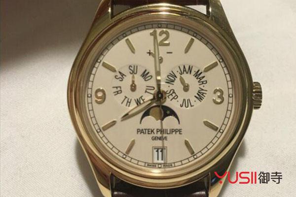 百达翡丽5146J-001手表