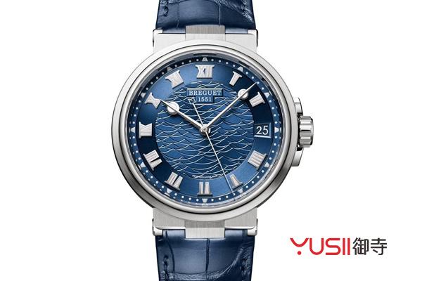 <b>深圳宝玑航海系列5517手表回收多少钱呢?</b>