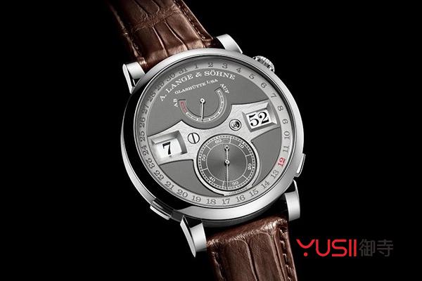 朗格手表回收价格