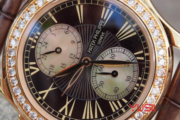 百达翡丽Calatrava 系列手表