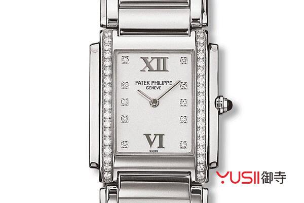 百达翡丽TWENTY~4手表
