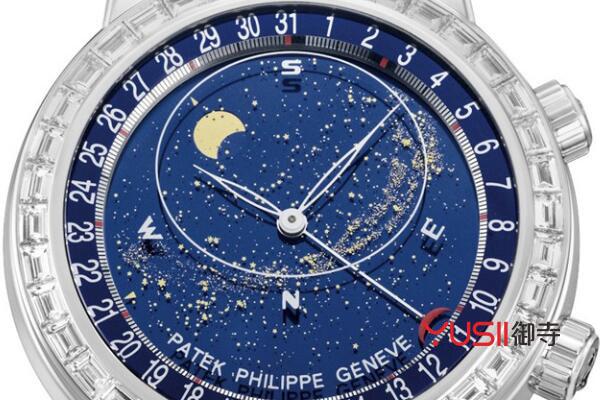 百达翡丽6104G手表