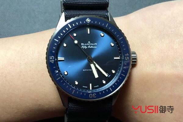宝珀5100手表