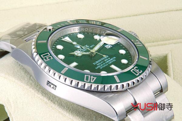劳力士116610LV手表