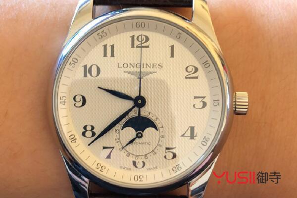 浪琴L2.909.4.78.3手表