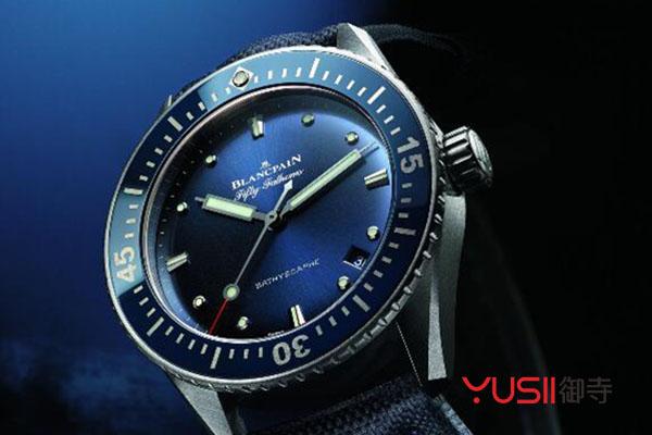 宝珀5100-1140-O52A手表