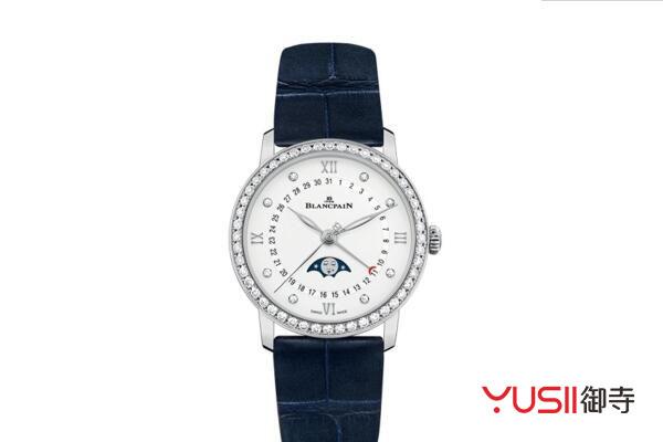宝珀6126-4628-55B手表
