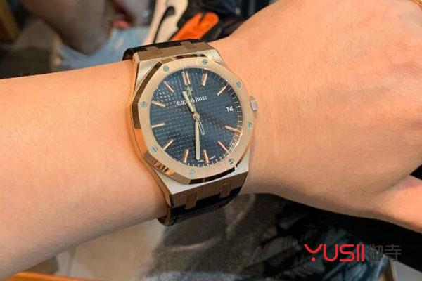 爱彼15500OR手表