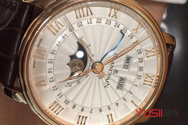 宝珀6664手表