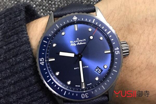 上海哪里回收宝珀手表