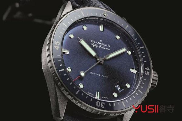 上海宝珀五十噚系列5000-0240-O52A手表哪里回收