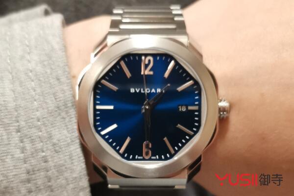 上海宝格丽手表回收